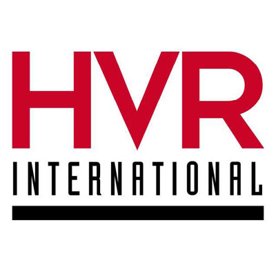 HVR International GmbH Retina Logo