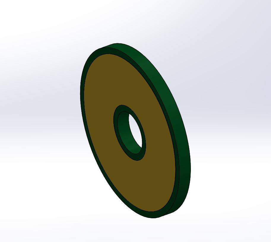 Silicon Carbide Varistor Disc